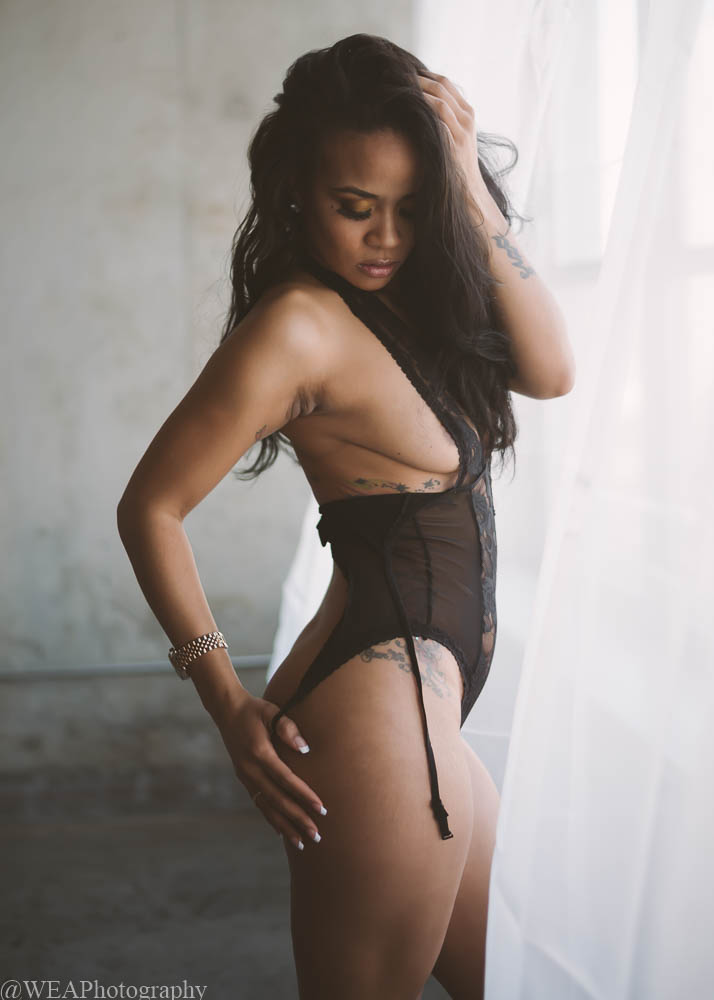 Boudoir Session in Atlanta